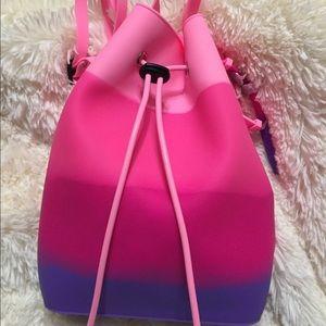 American Jewel Silicone Bucket Backpack
